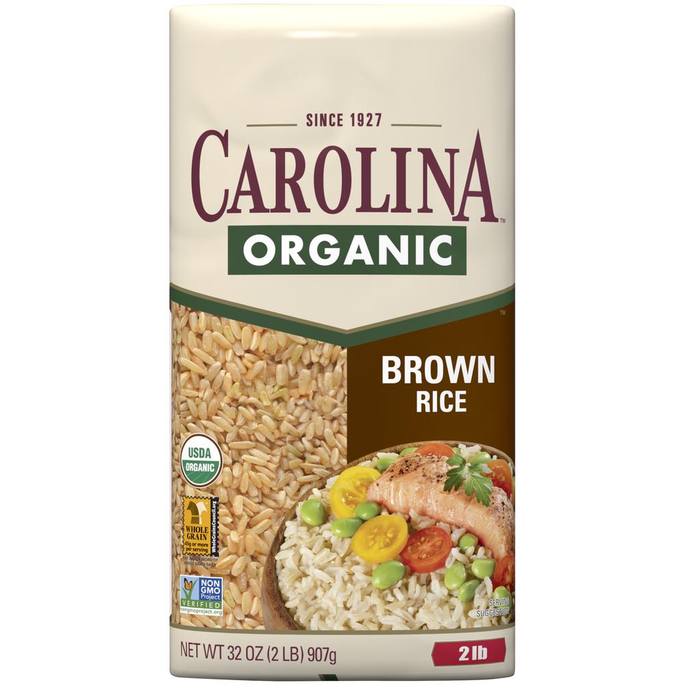 Carolina Organic Brown Rice