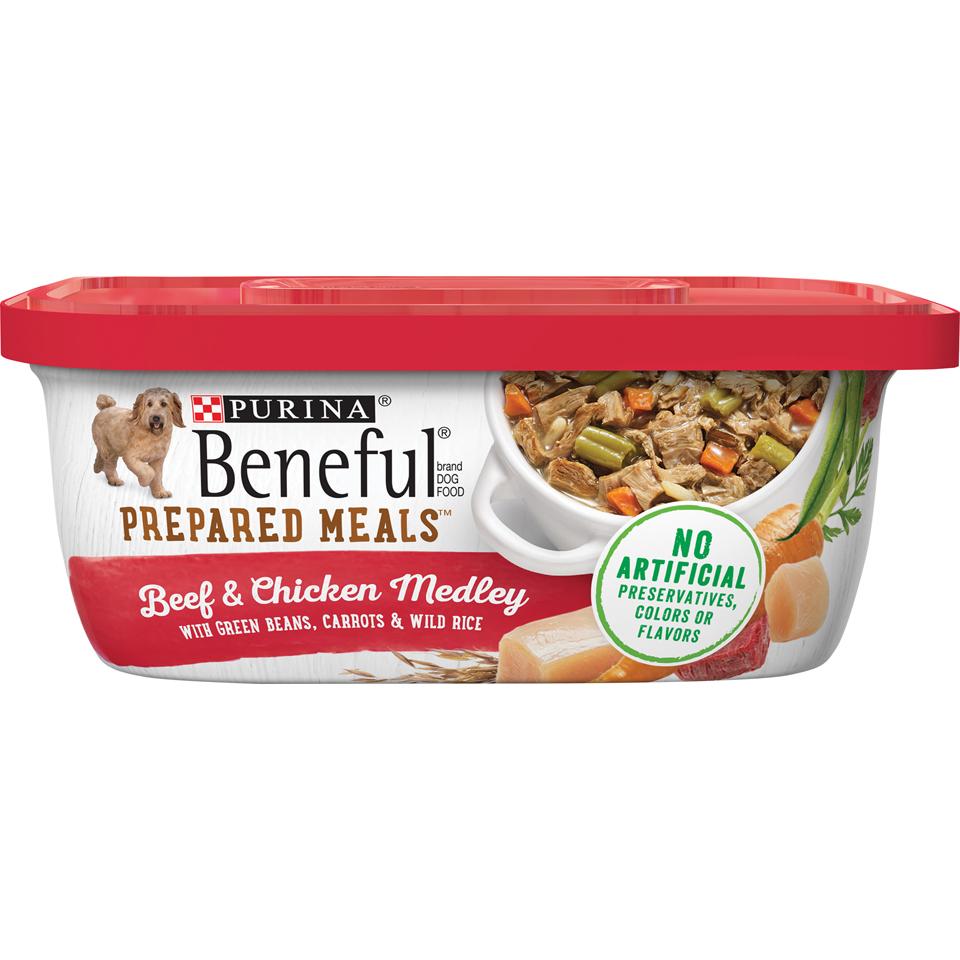 Beneful Beef & Chicken Medley