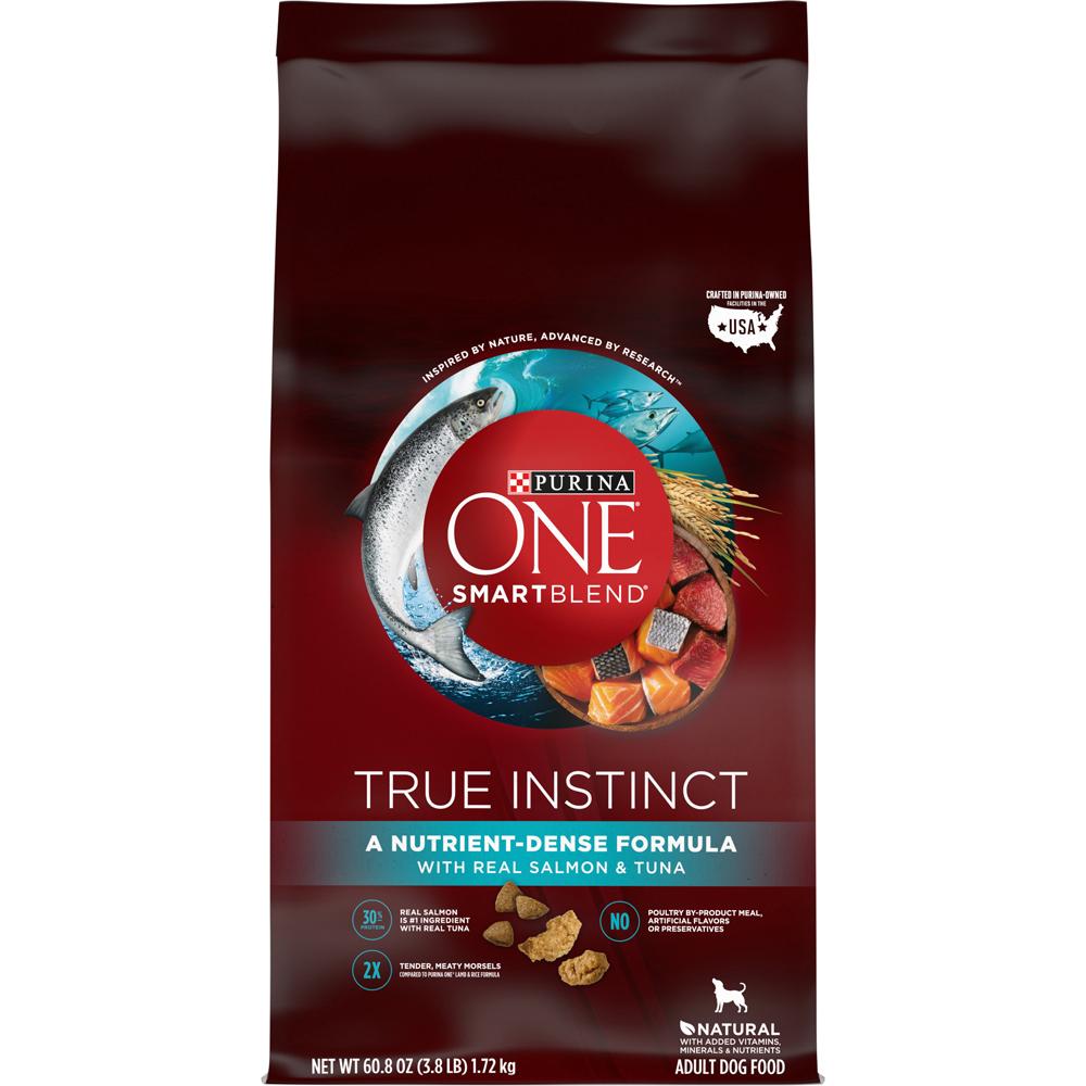 Purina One Dog Food True Instinct
