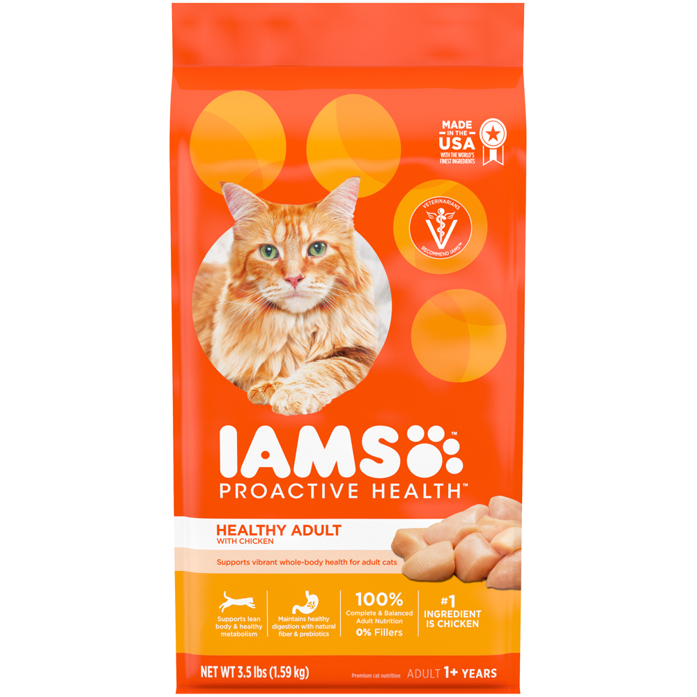 Iams Cat Proactive Health Adult Chicken
