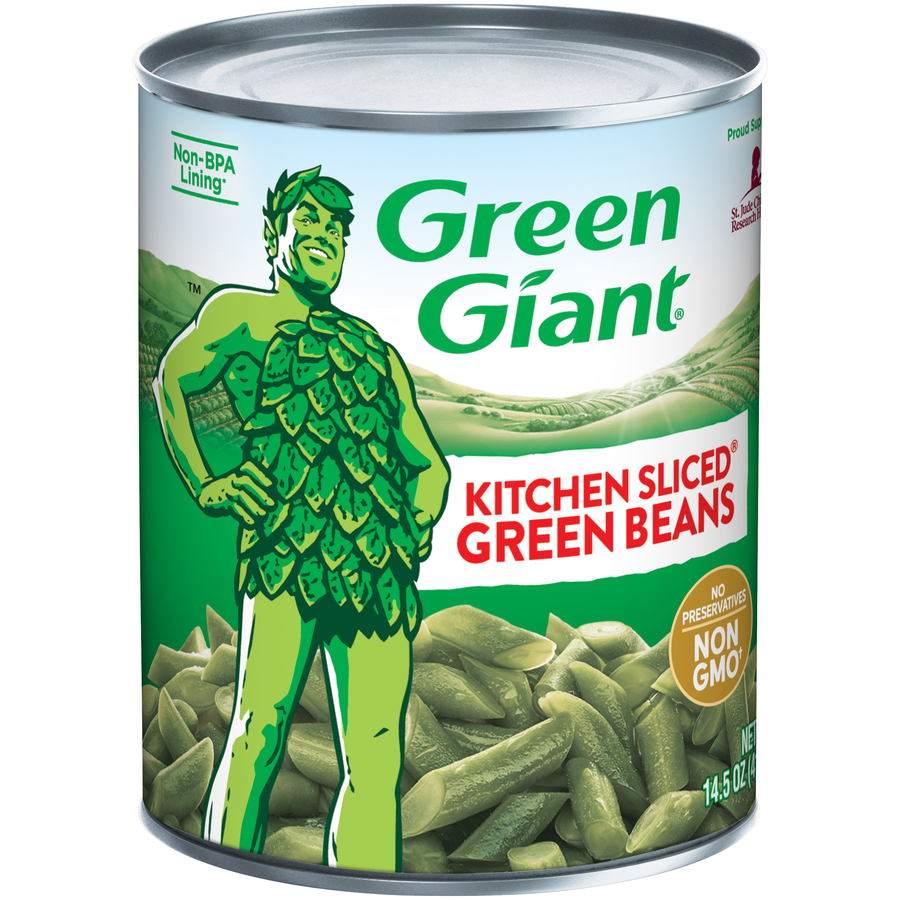Green Giant Sliced Greens
