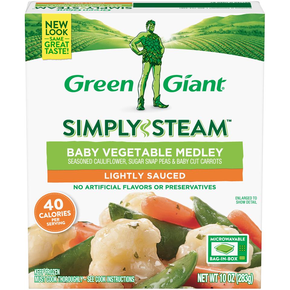 Green Giant Vegetable Medley