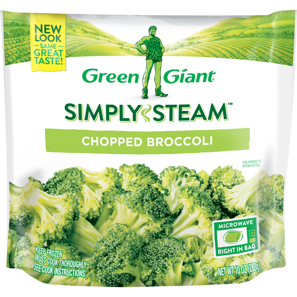 Green Giant Broccoli Steamers