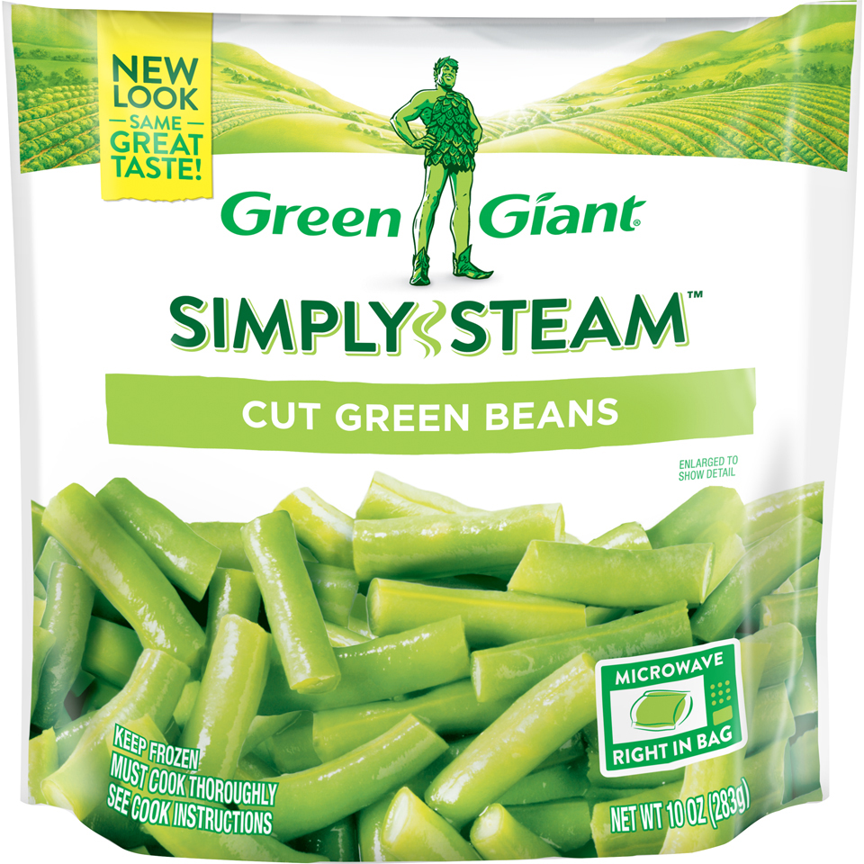 Green Giant Steamers Cut Grn Beans
