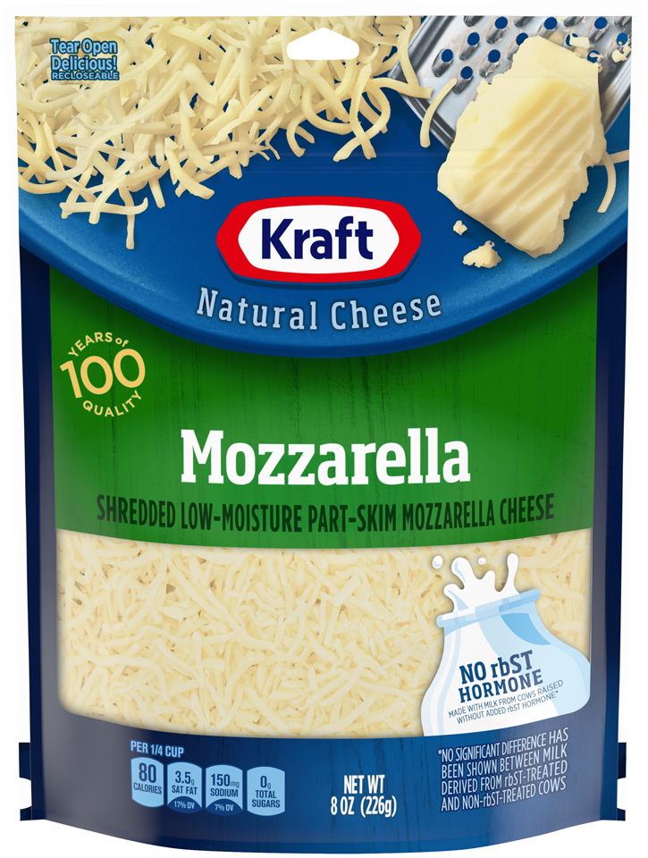 Kraft Shredded Mozzarella
