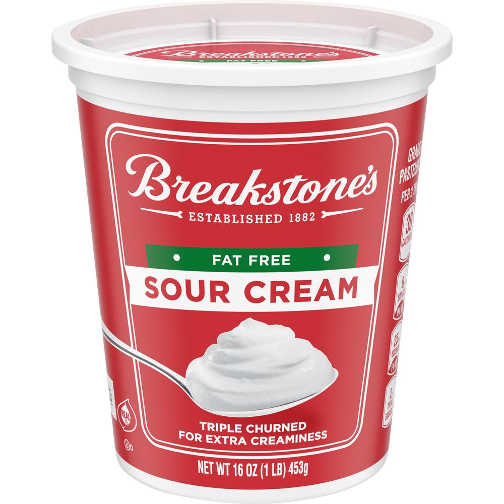 Breakstones Fat Free Sour Cream