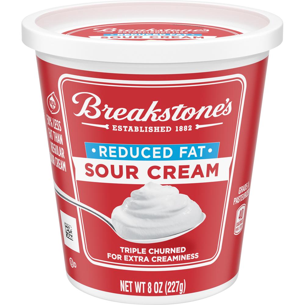 Breakstones Light Sour Cream