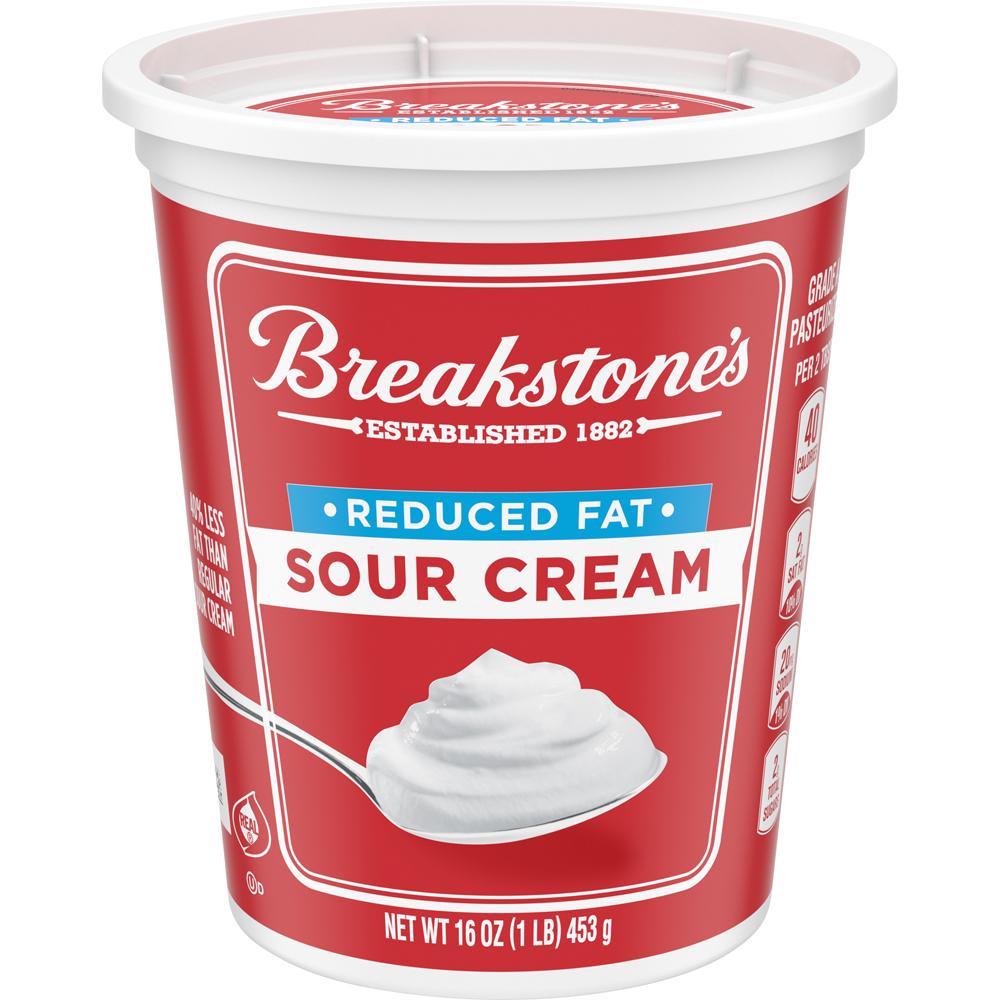 Breakstones Reduced Fat Sour Cream