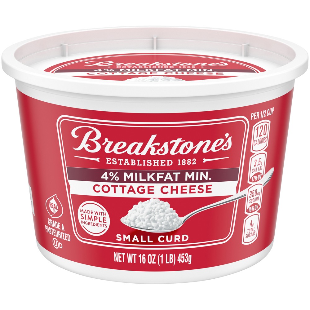 Breakstones Cottage Cheese Smooth And Creamy