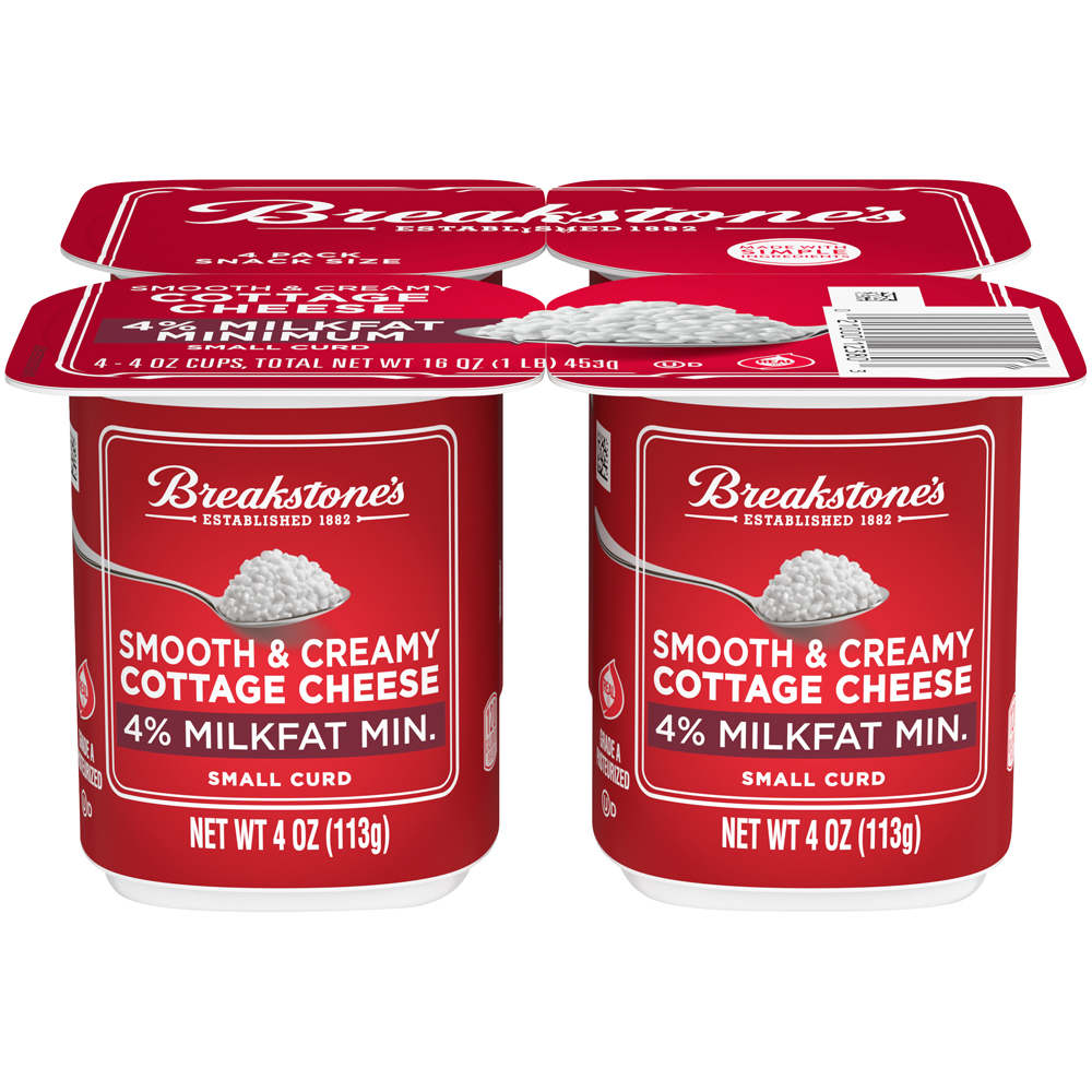Breakstones Smooth Creamy Small Curd Cottage Cheese