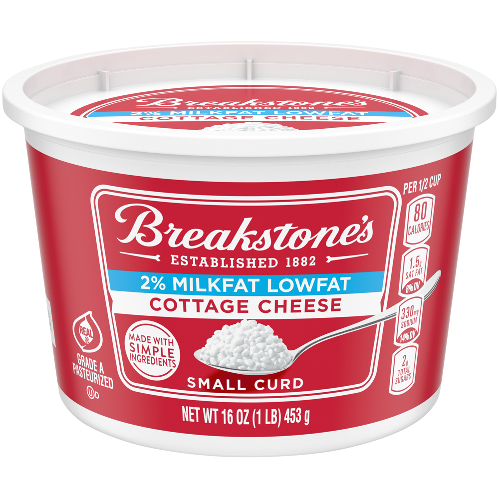 Breakstones Cottage Cheese Low Fat