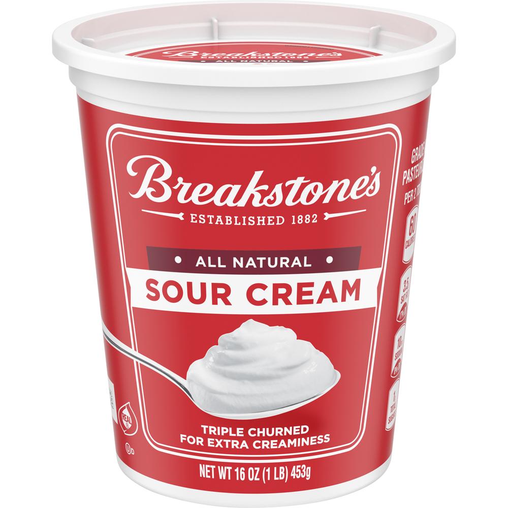 Breakstones Sour Cream
