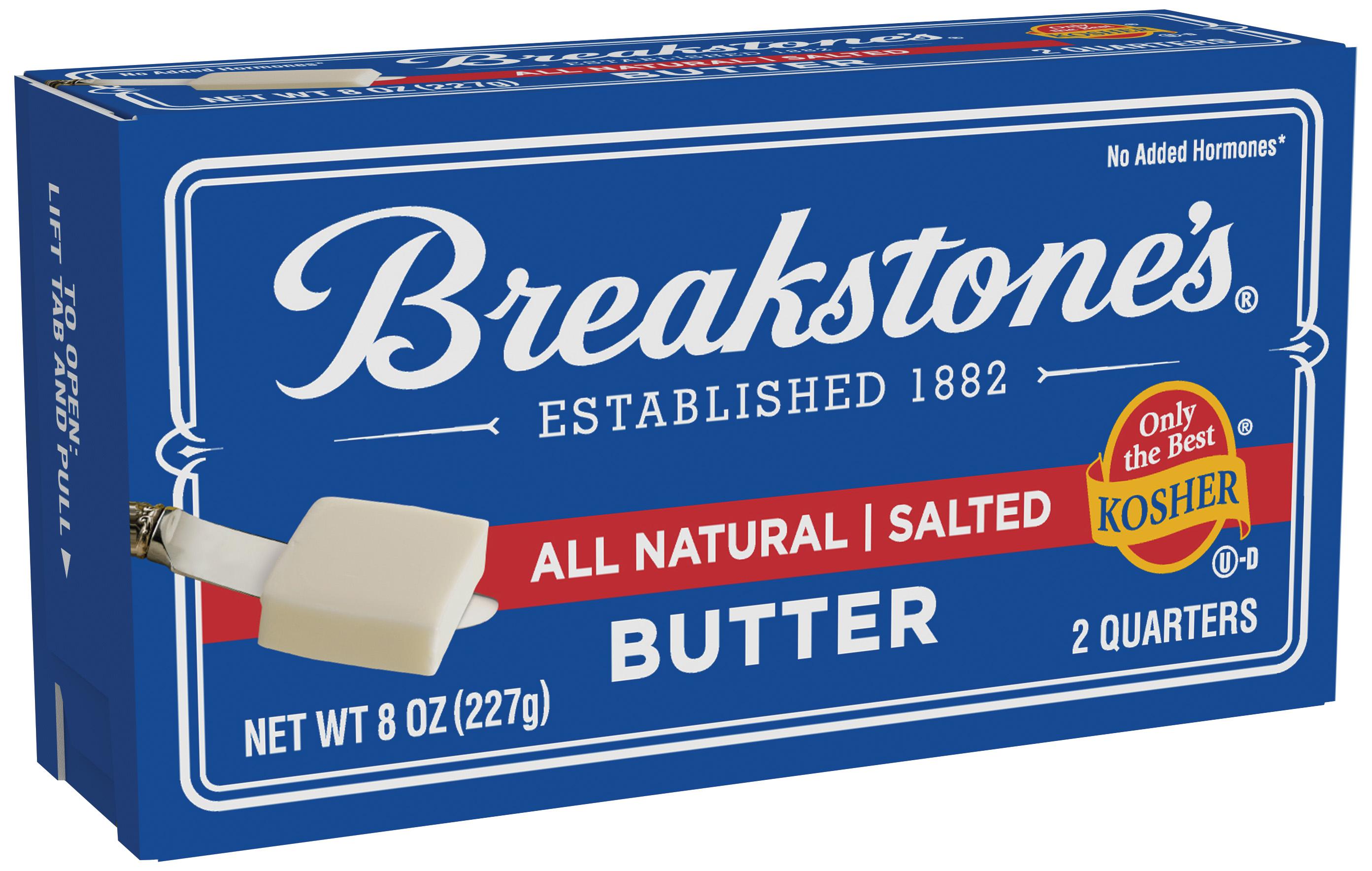 Breakstones Butter Salted