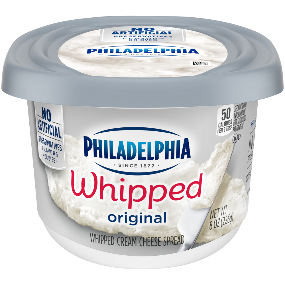 Kraft Philadelphia Whipped Cream Cheese