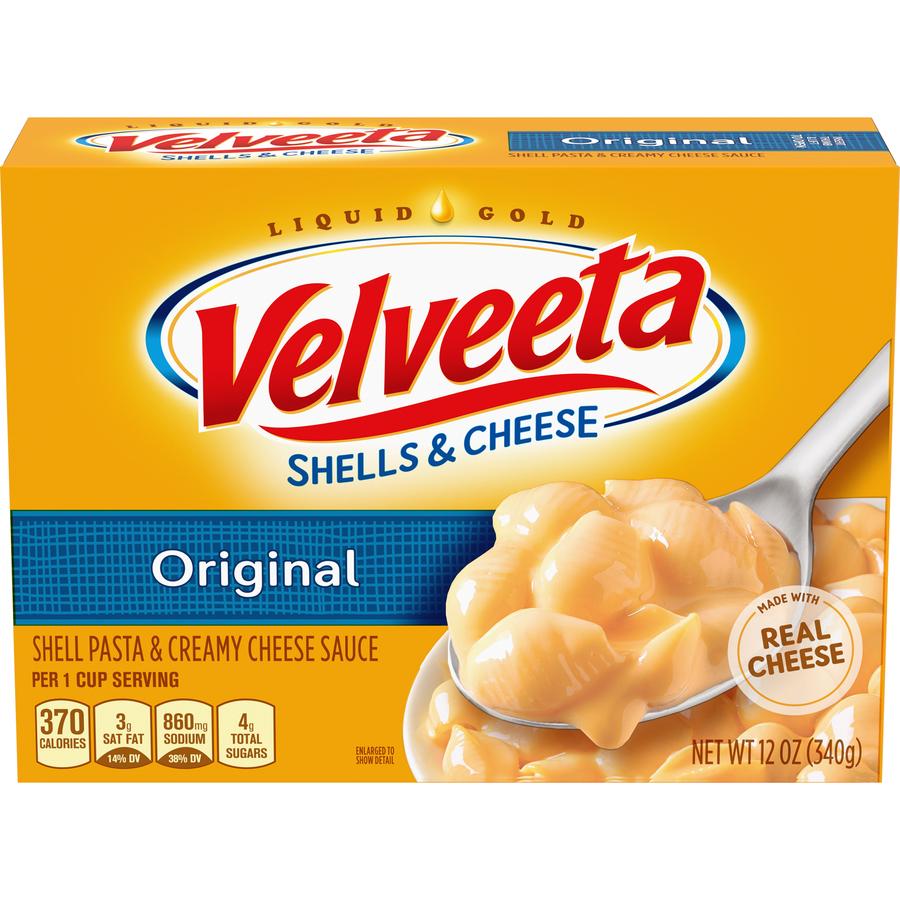 Kraft Velveeta Shells Cheese