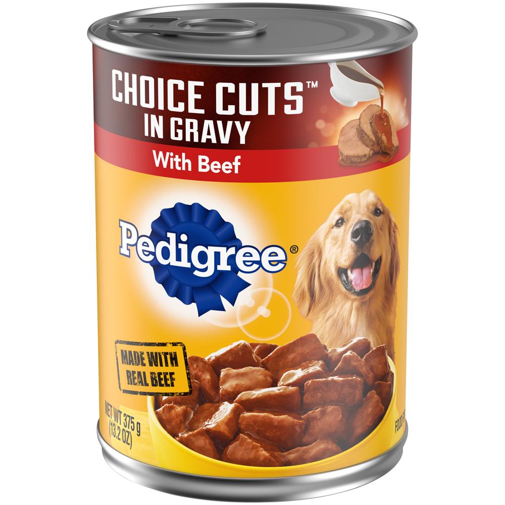 Pedigree Choice Cut Beef