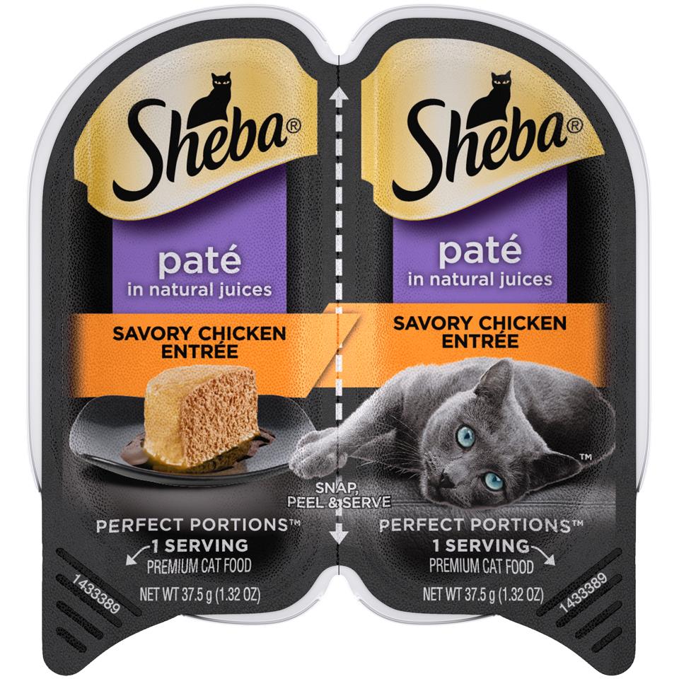 Sheba Cat Food Chicken