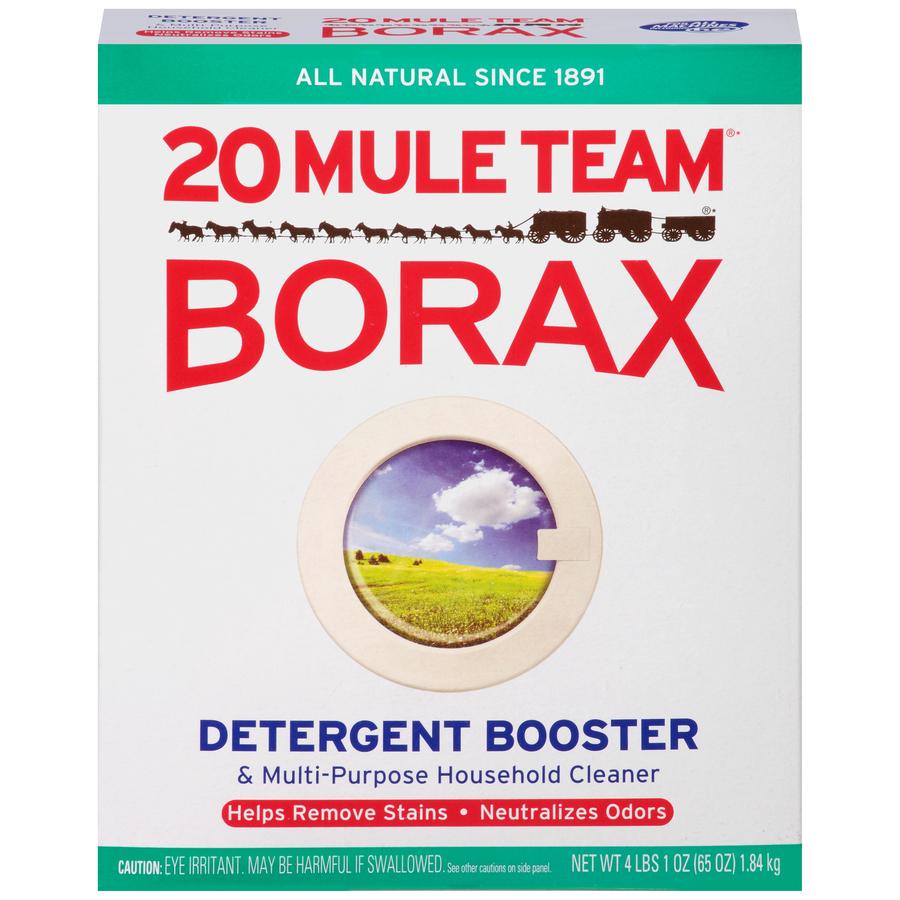 20 Mule Team Borax D