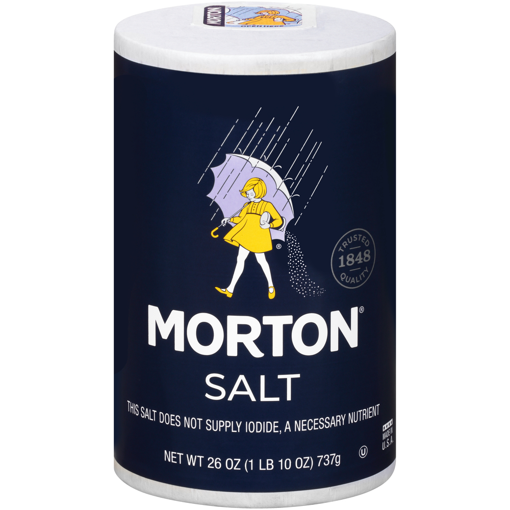Morton Salt Plain