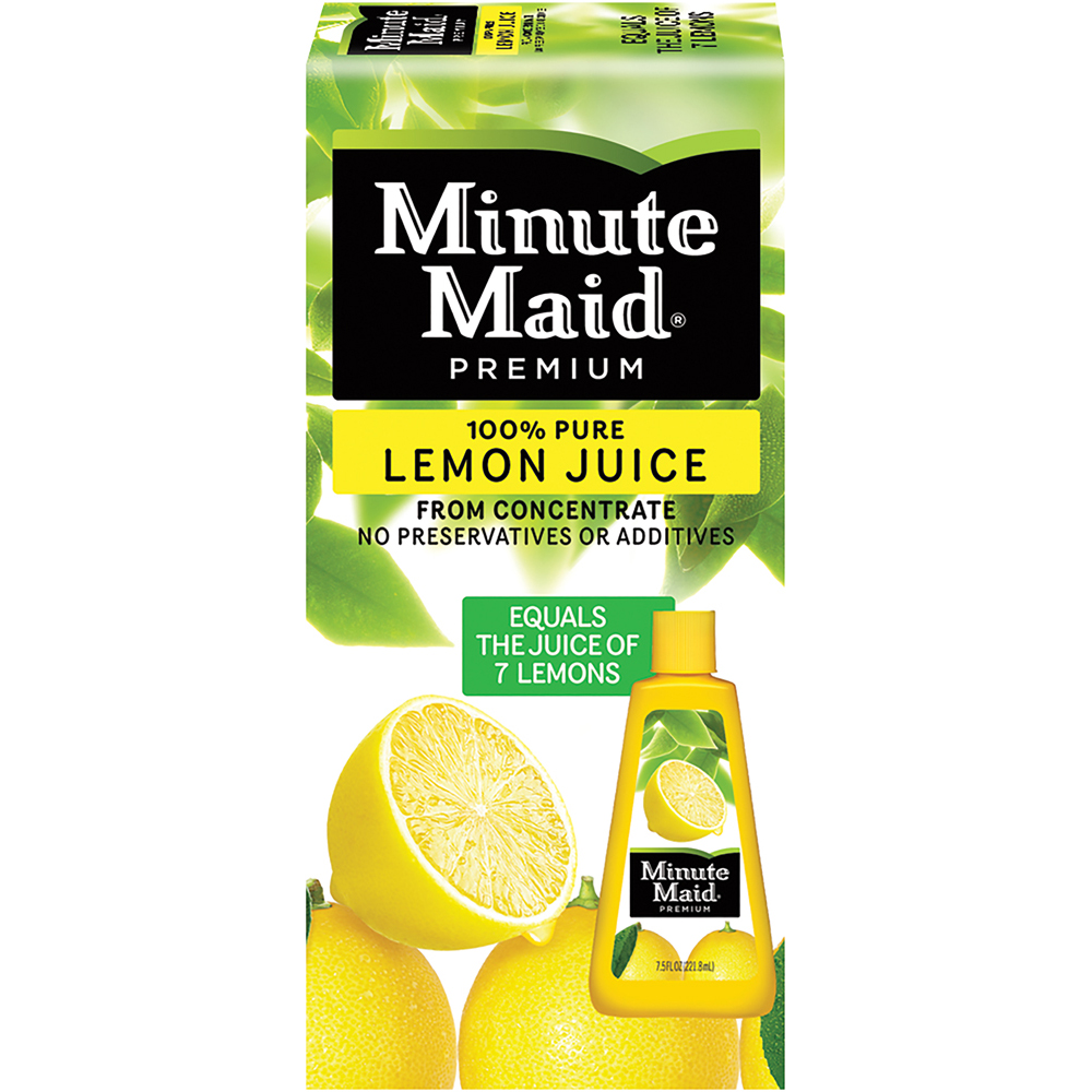 Minute Maid Lemon Juice