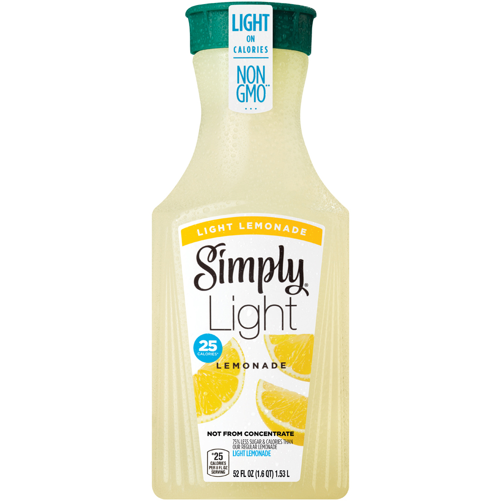 Simply Lemonade Light
