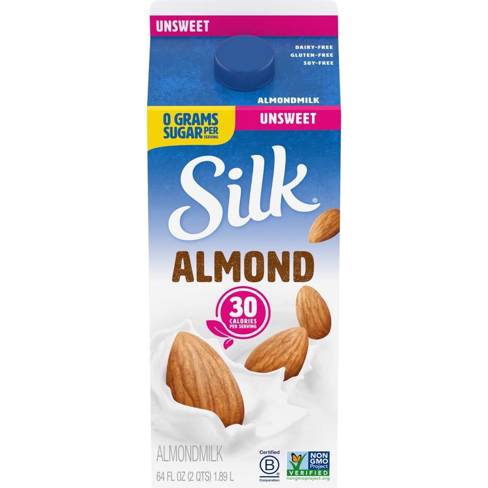 Silk Almond Unsweet