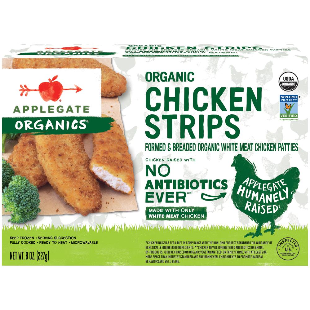 Applegate Farms Organic Chicken Strips