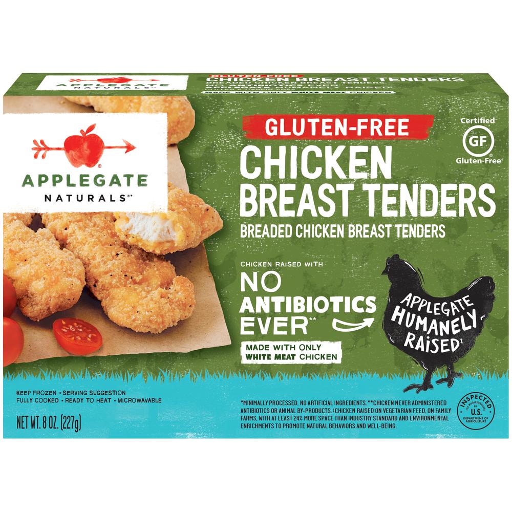 Applegate Naturals Gluten Free Chicken Breast Tenders