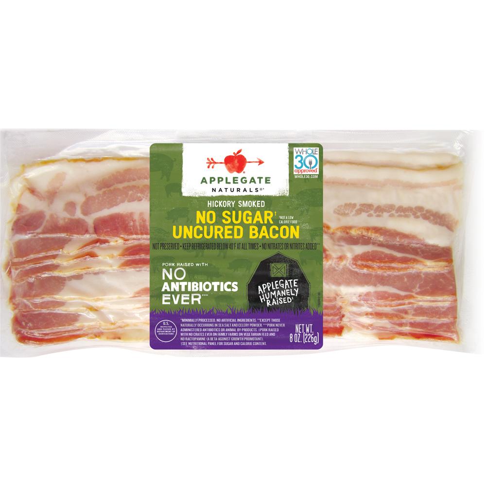 Applegate Farms Uncured Bacon