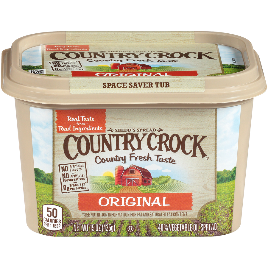 Country Crock Original Vegetable Oil