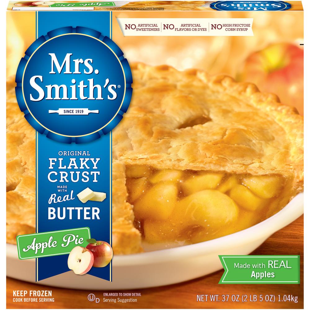 Mrs Smith Apple Pie
