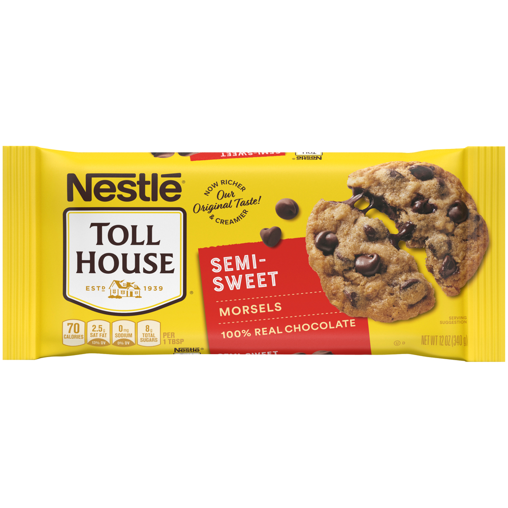 Nestle Semisweet Chocolate Morsels