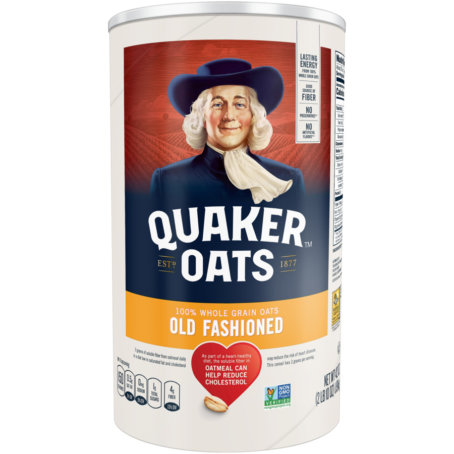 Quaker Oats Old Fashion