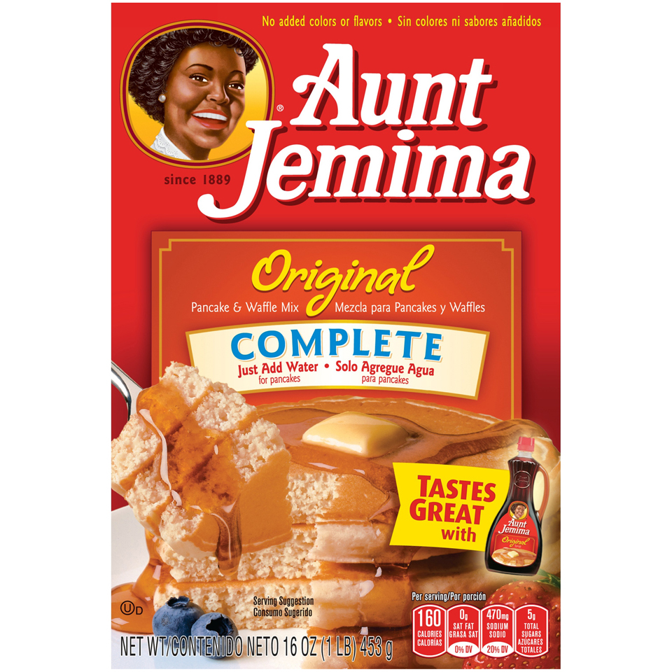 Aunt Jemima Complete Pancake