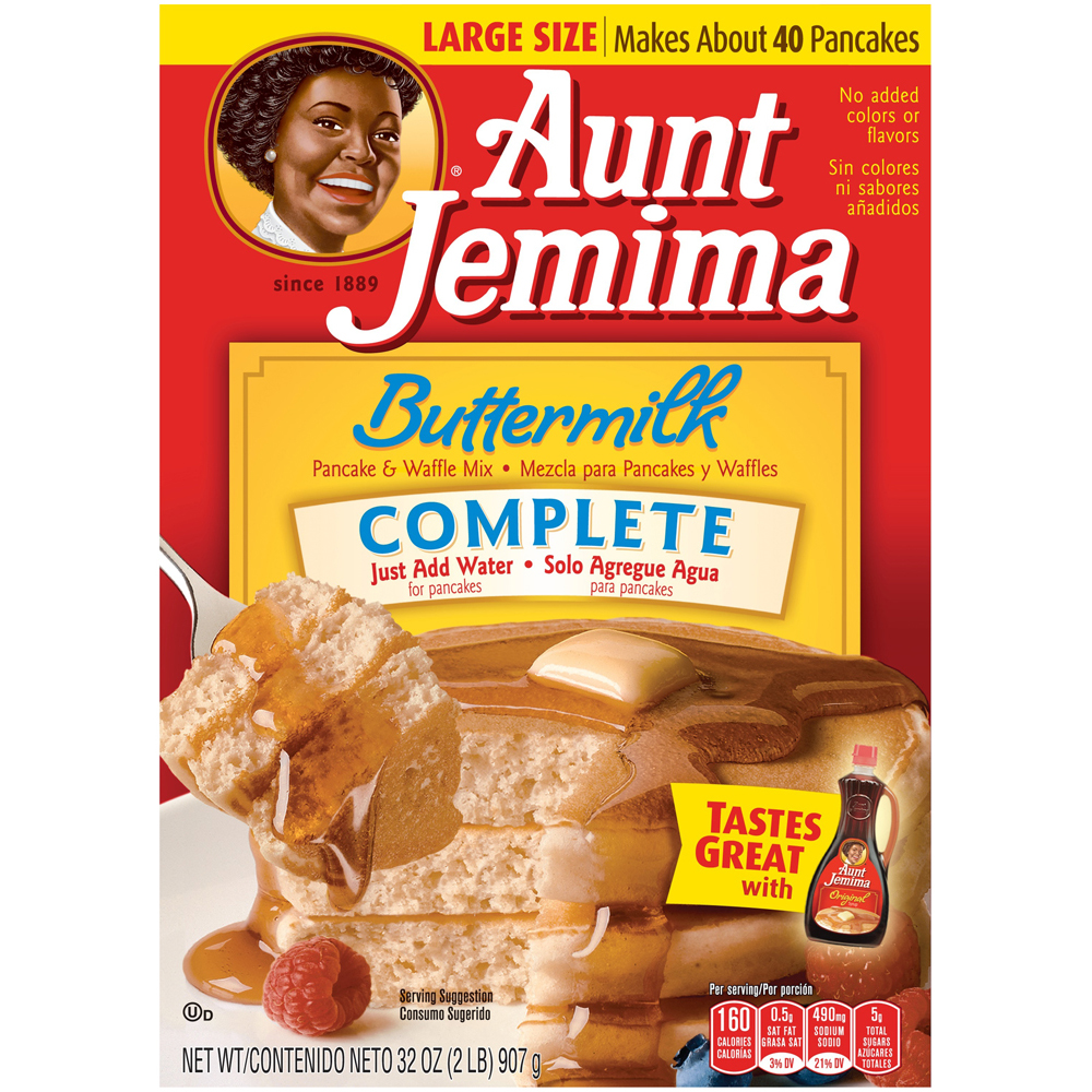Aunt Jemima Buttermilk Pancake