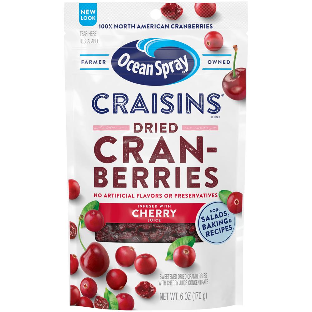 Ocean Spray Craisins Cherry F