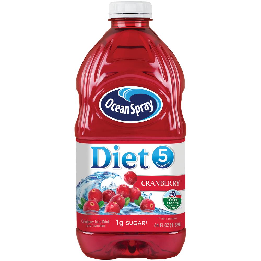 Ocean Spray Diet Cranberry Drink