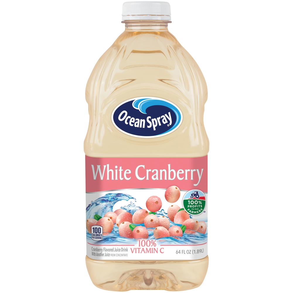 Ocean Spray White Cranberry Juice