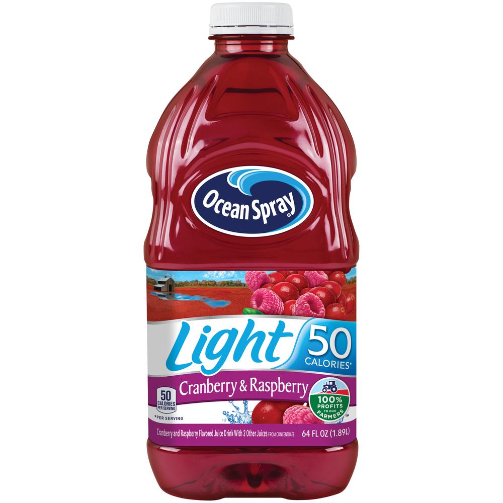 Ocean Spray Light Cran-Raspberry Drink