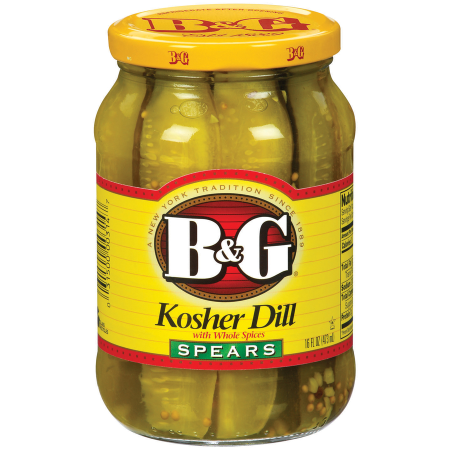 B&G Kosher Dill Spears