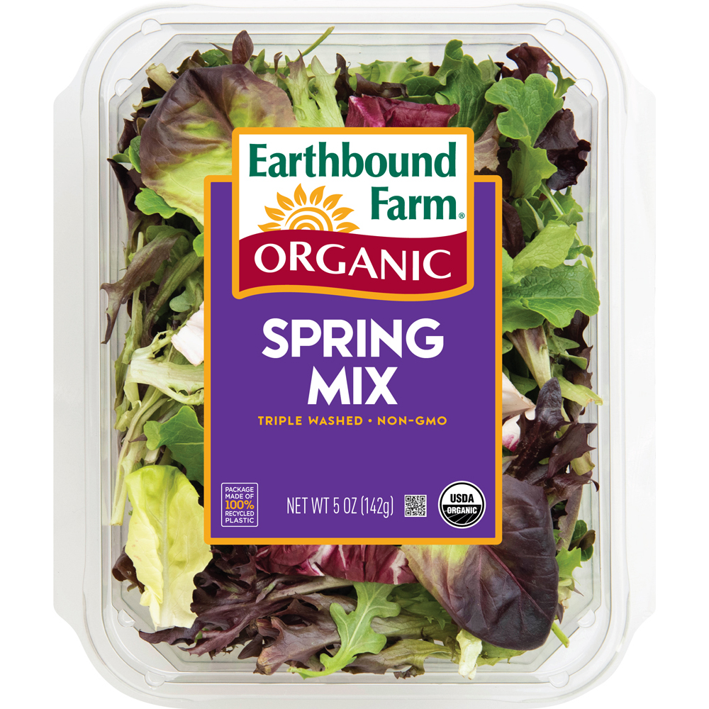 Organic Mixed Baby Greens