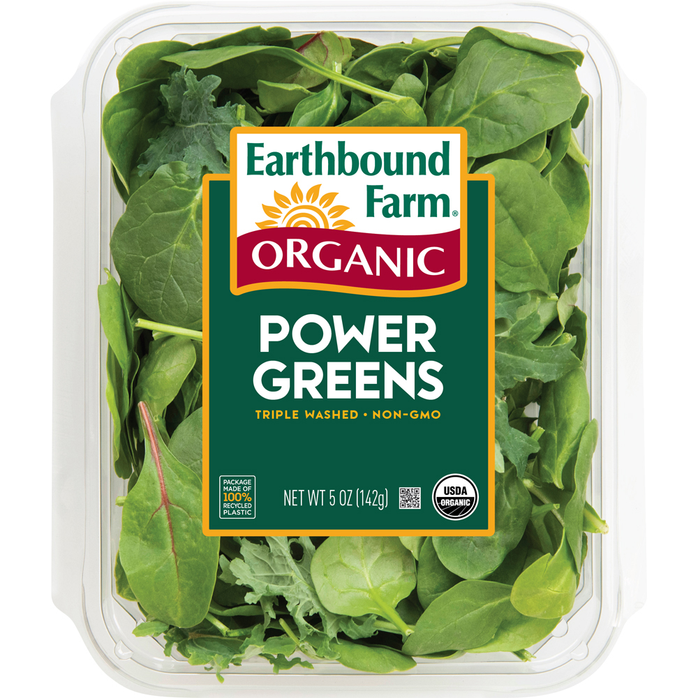 Organic Power Greens