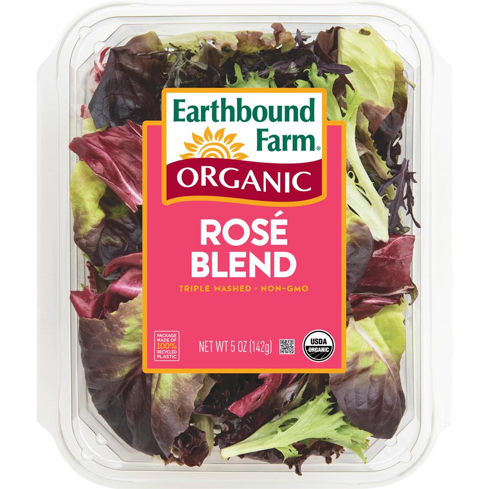 Organic Rose Blend