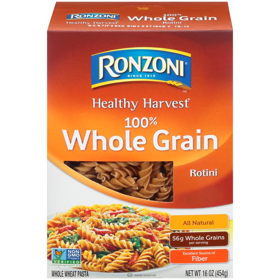 Ronzoni Whole Grain Rotini