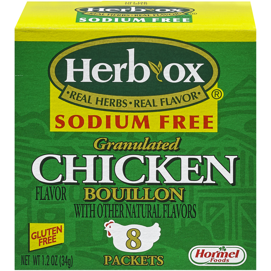 Herbox Chicken Broth