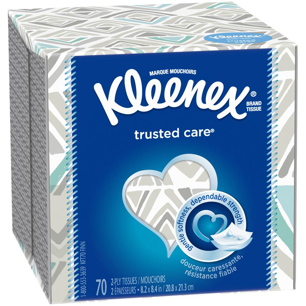 Kleenex Tissues Assorted