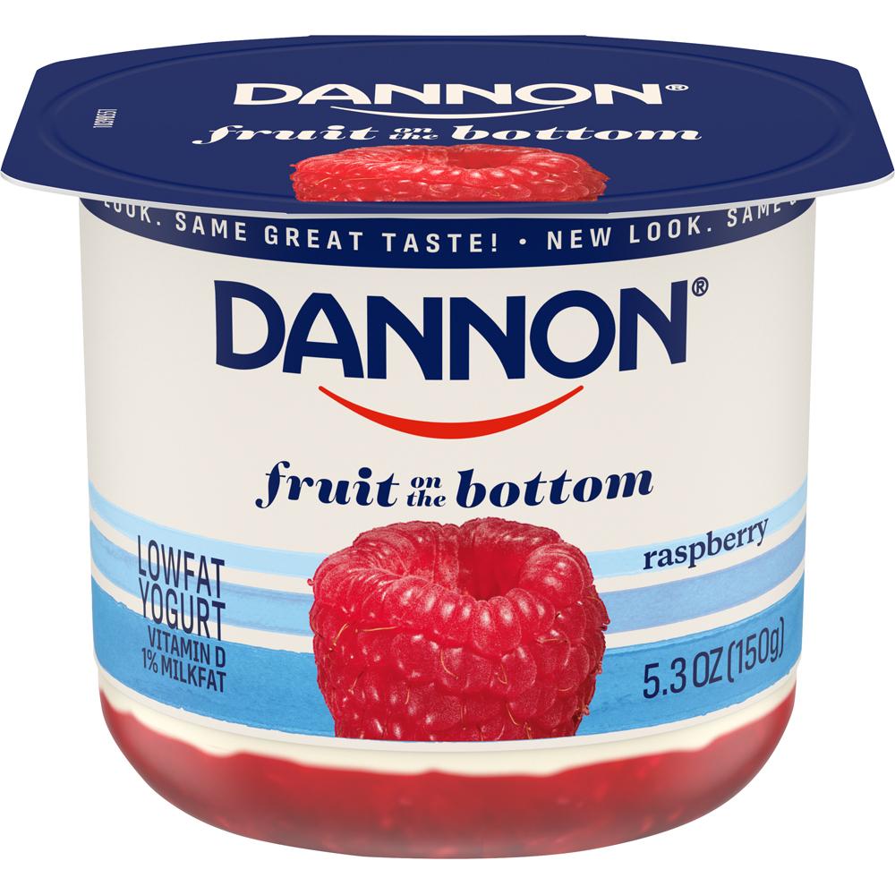 Dannon Fob Raspberry