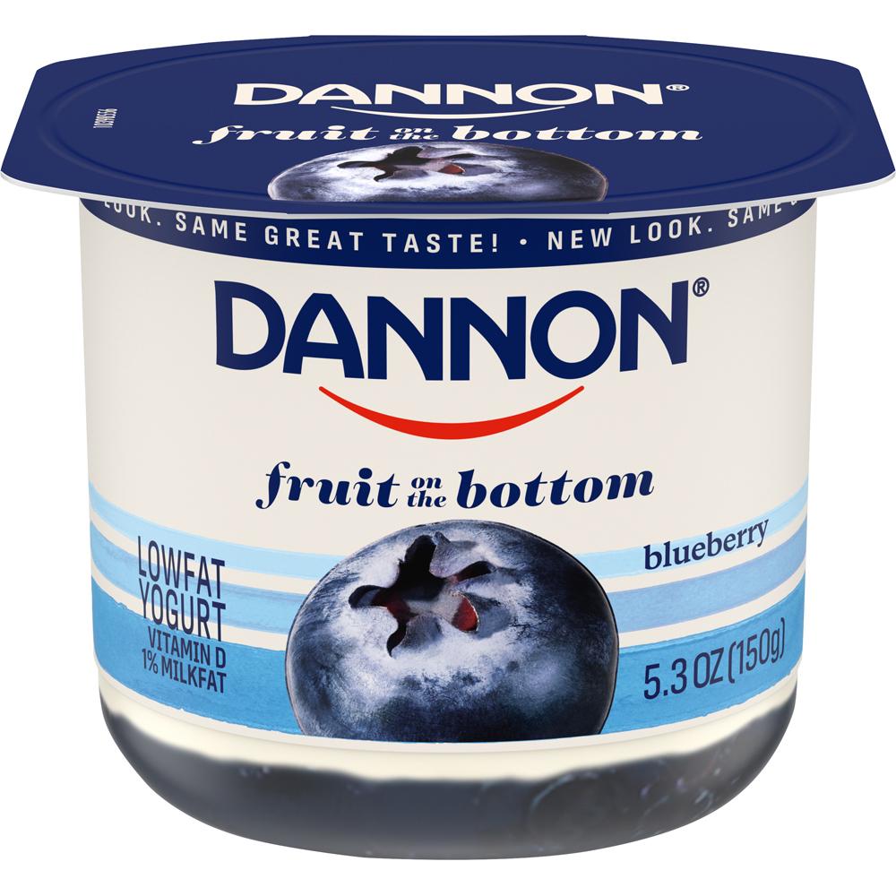 Dannon Fob Blue