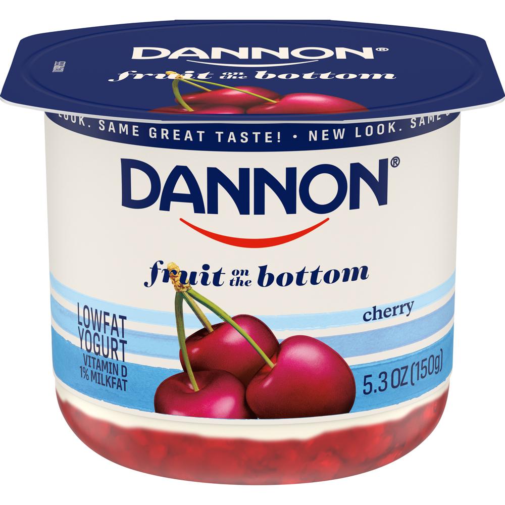 Dannon Fob Cherry