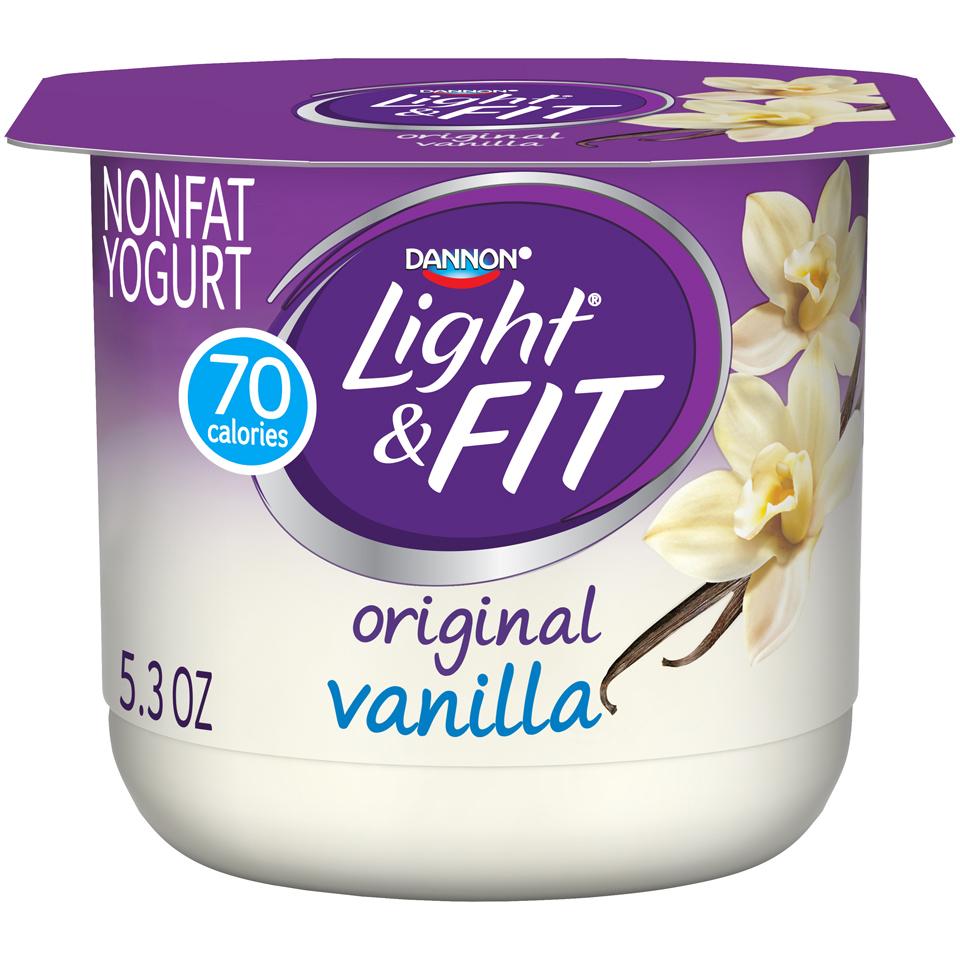 Dannon Light And Fit Vanilla